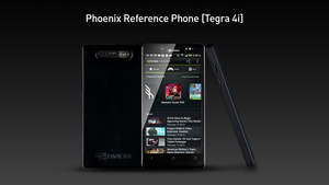 NVIDIA's Phoenix reference smartphone platform with Tegra 4i