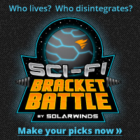 SolarWinds Sci-Fi Bracket Battle 2013