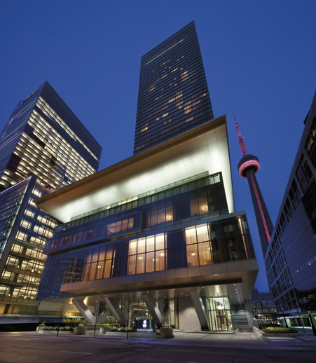 Downtown Toronto Hotel