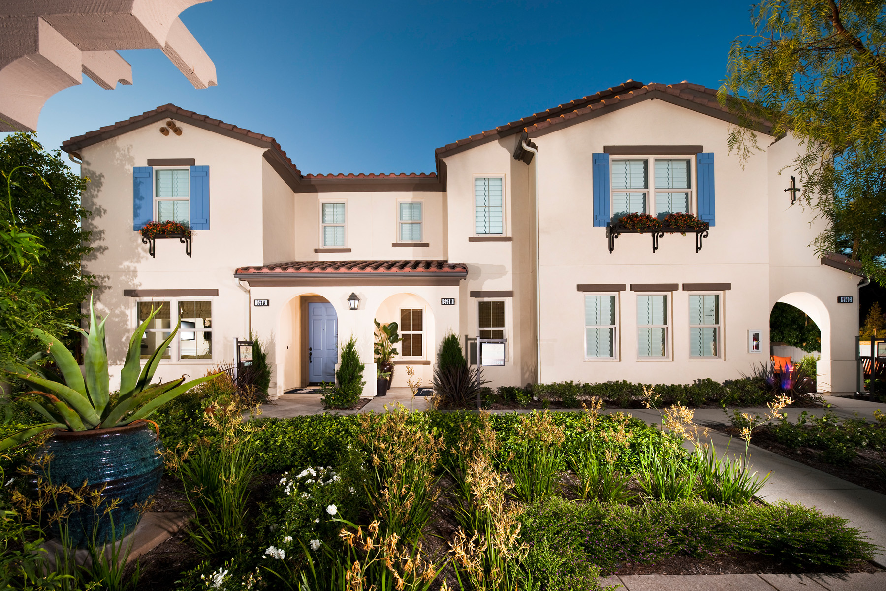 la new homes, new la homes, azusa townhomes