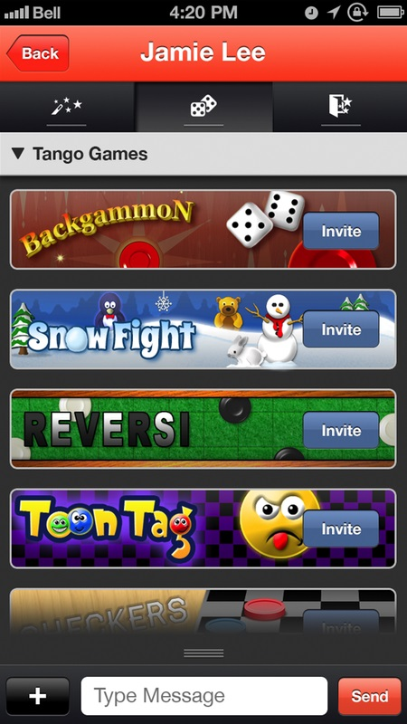 Games on iPhone
