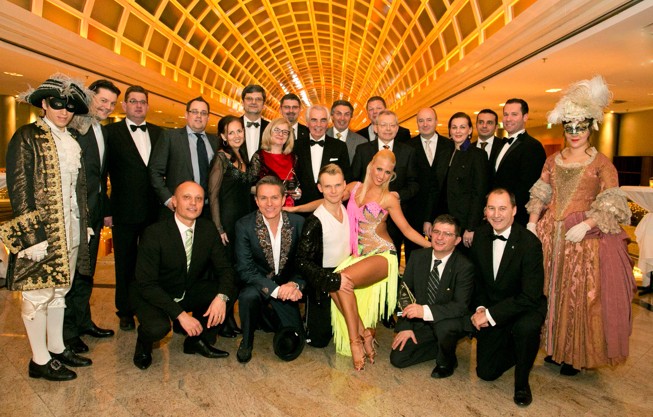 Vienna, Austria Hotels Reward Loyalty with Gala