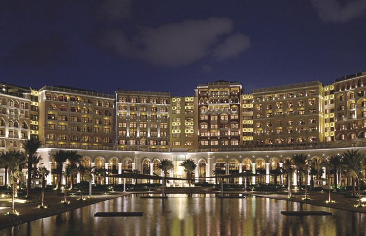 Abu Dhabi Resort