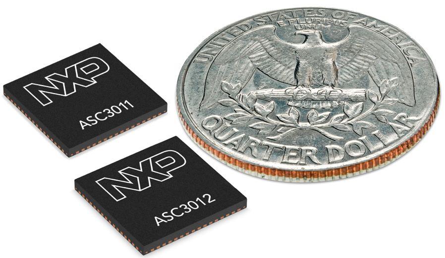 NXP ASC3011, ASC3012