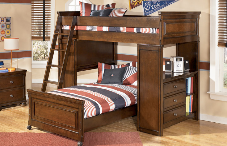 Portsquire Youth Loft Bed
