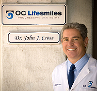 dr john cross,newport beach dentist