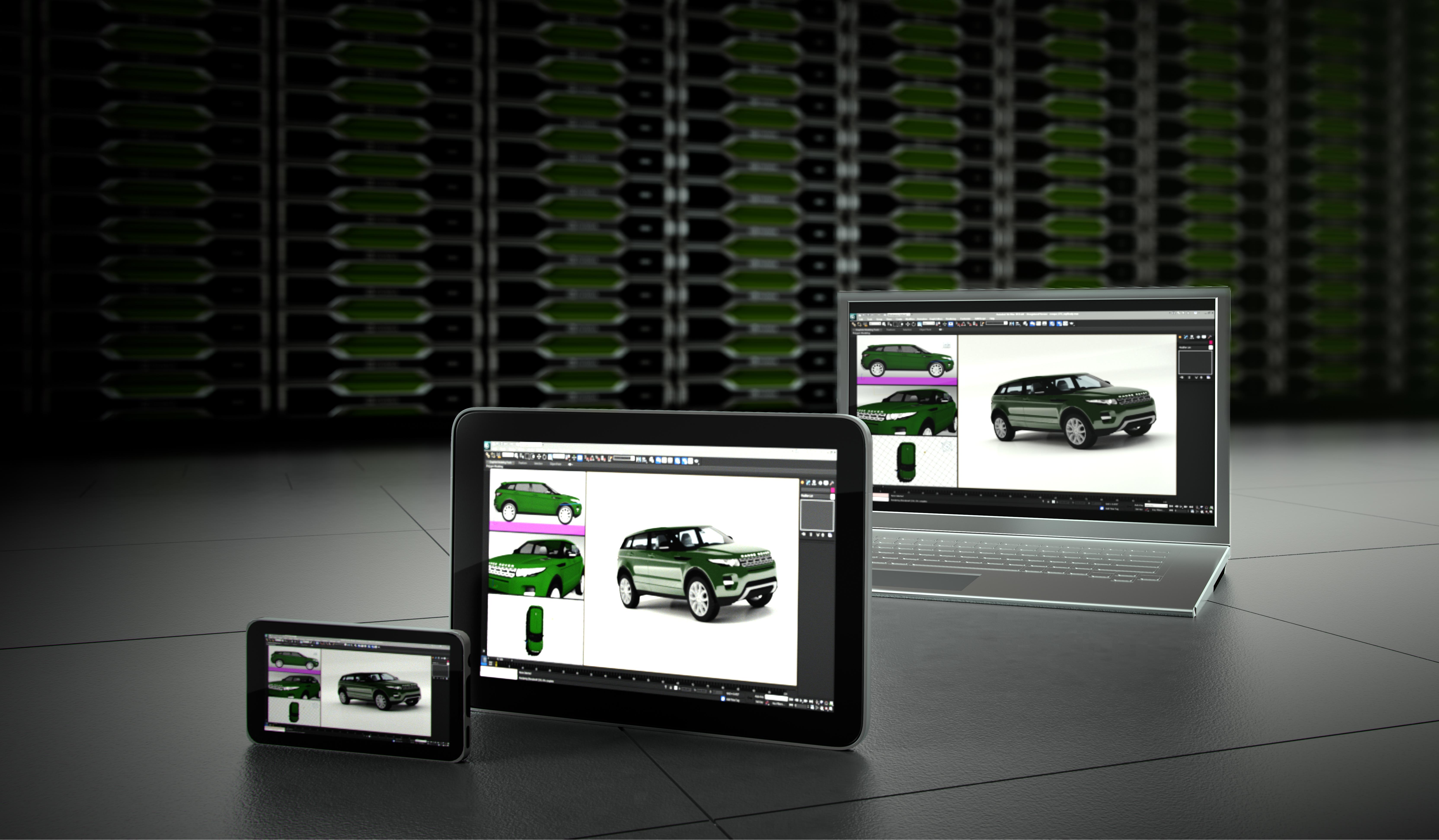 NVIDIA GRID technology for GPU-accelerated virtualization