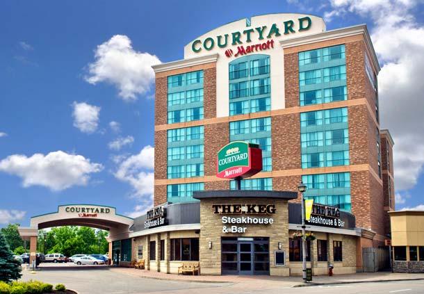 Hotels in Niagara Falls, Canada
