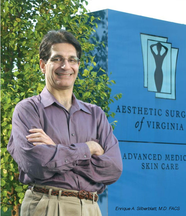 Enrique Silberblatt, Plastic Surgeon in Virginia