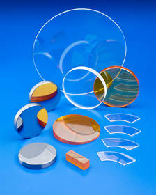 Precision optics supplied coated or uncoated