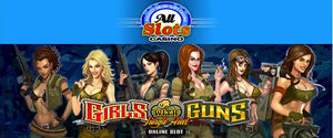 Girls With Guns - Jungle Heat online slot - new at All Slots Casino