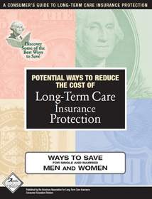 ways to save on long term care insurance costs