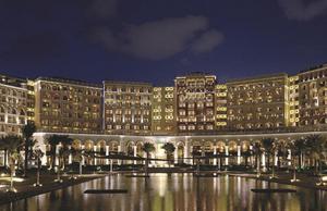 Abu Dhabi Resort