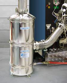 The MV Multi-Trap(R) 12' Vacuum Inlet Trap