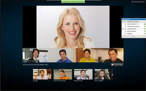 Advancing B2B communications with WebEx and TelePresence