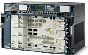 The 100G Cisco ONS 15454 MSTP Multiservice Transport Platform (MSTP) can support 42 100G wavelengths in a single bay, nearly three times the density of competing solutions.