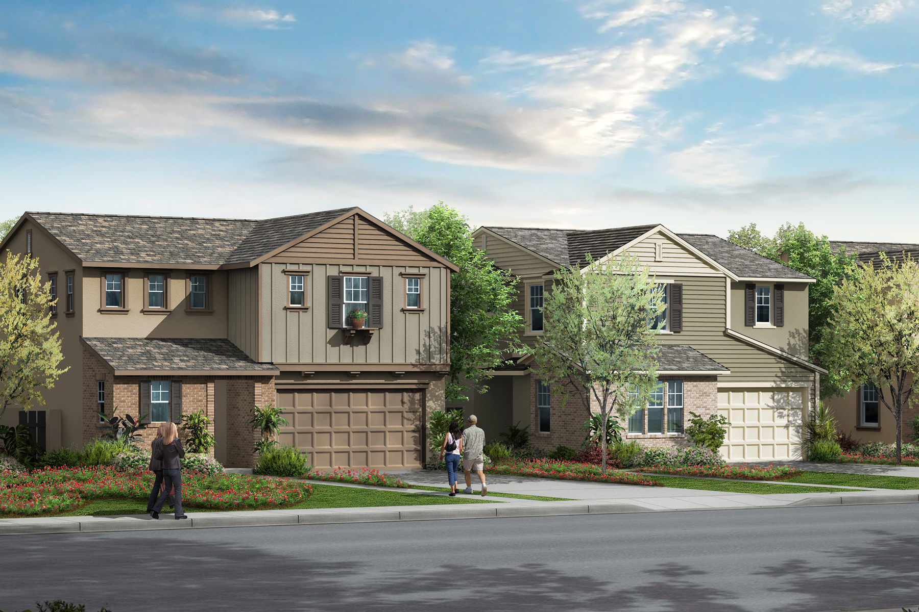 irvine new homes, new irvine homes, irvine real estate, the branches