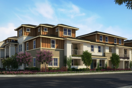 milpitas new homes, new milpitas homes, coyote creek