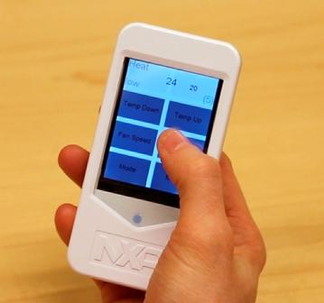 NXP smart remote control demo