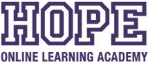 HOPE Online Learning Academy Co-Op