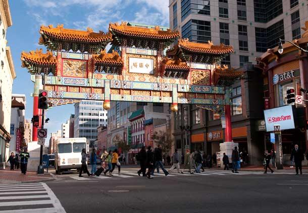 DC Hotel Near Chinatown Metro