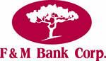 F & M Bank Corp.