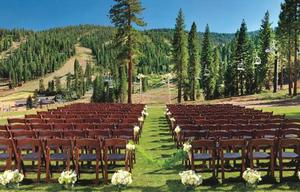 North Lake Tahoe Wedding