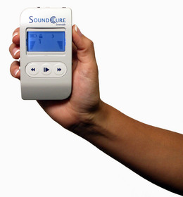 SoundCure Serenade tinnitus treatment device