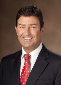 Steve Easterbrook, 45, newly-elected Global Chief Brand Officer at McDonald's.