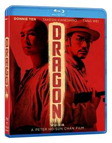 DRAGON on Blu-ray and DVD.