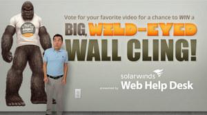 image of SolarWinds Big Hairy Sweepstakes prize
