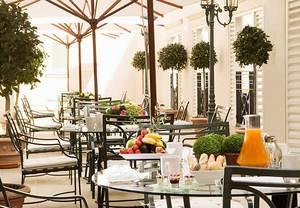 Paris Restaurant with Terrace