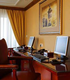 Hotel de lujo en El Cairo