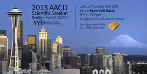 Rosemont Media to Attend 2013 AACD Meeting in Seattle