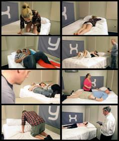 Sex on tempurpedic mattress