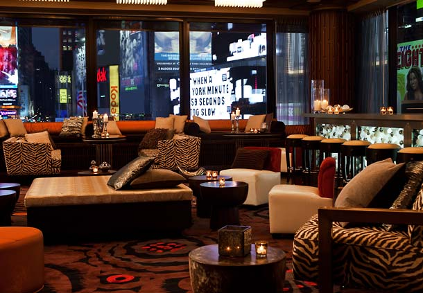 Hotel boutique en Times Square