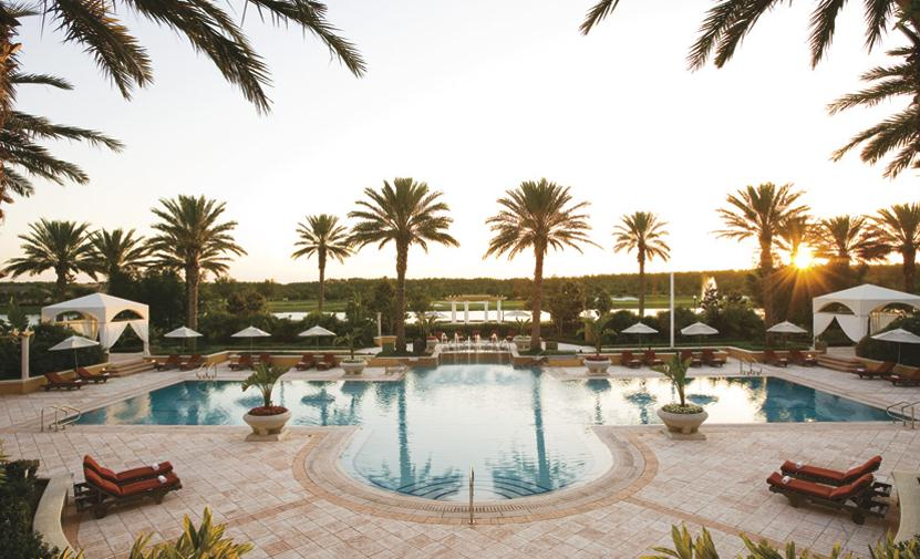 Luxury Resort in Orlando.