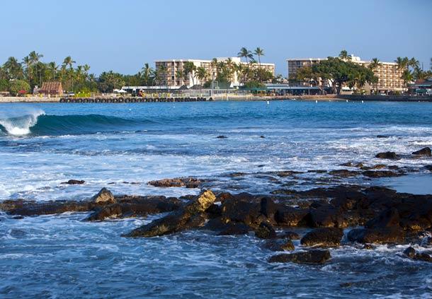 Kona Beach hotel
