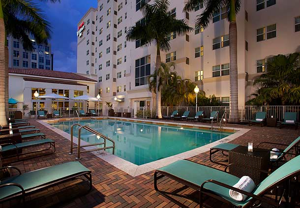 Hotel en Aventura Mall Miami