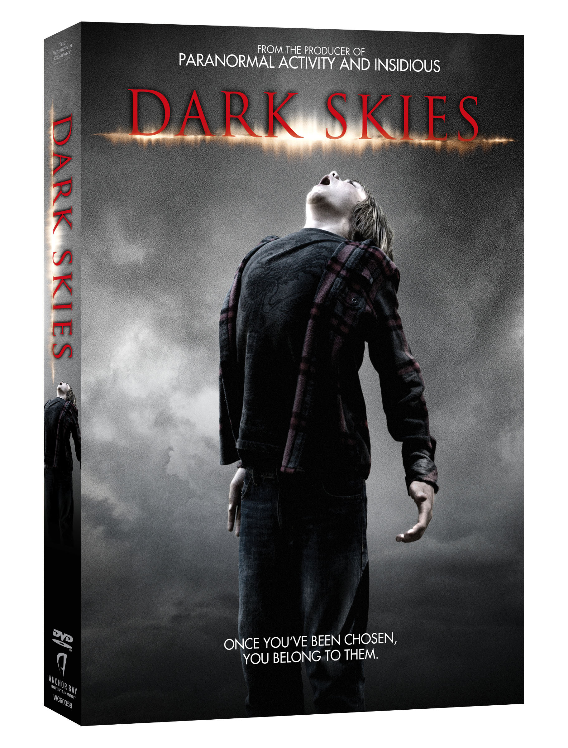 DARK SKIES on Blu-ray & DVD on May 28th!