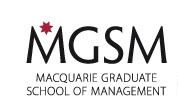 The Macquarie Graduate School of Management