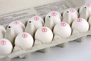Safest Choice(TM) Pasteurized Eggs are Made Safer...Naturally(TM) by using an all natural egg pasteurization process that eliminates the risk of Salmonella in eggs with a delicious farm-fresh flavor.