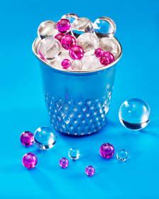 Meller Optics' sapphire and ruby balls