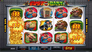 Bust the Bank at All Slots Casino