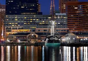 Baltimore Hotels Near the Inner Harbor