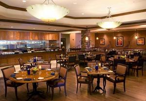 Hotel restaurant near Quincy MA