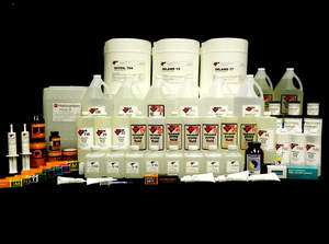 MV Products Vacuum Pump Oils, Greases & Lubricants
