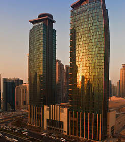 Luxury Doha hotels
