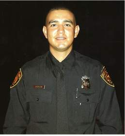 Officer Sergio Antillon