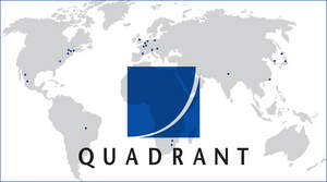 Quadrant Engineering Plastic Products Company Logo